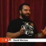 TEDx Unipimus David Merinas